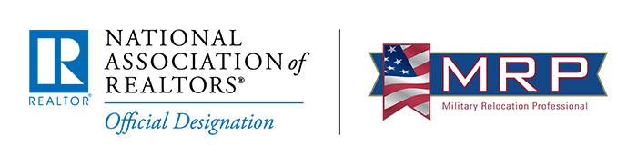 Military Relocation Professional NAR Designation logo