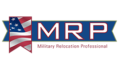 Military Relocation Professional designation logo